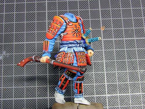 samourai Ashigaru commander 1600 - Page 2 Samourai-053
